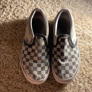 Vans size 13 toddler